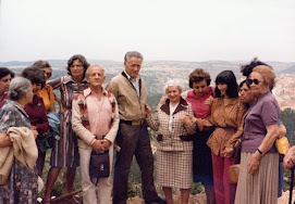 Irena among the participants of the event, 1983, Yad Vashem