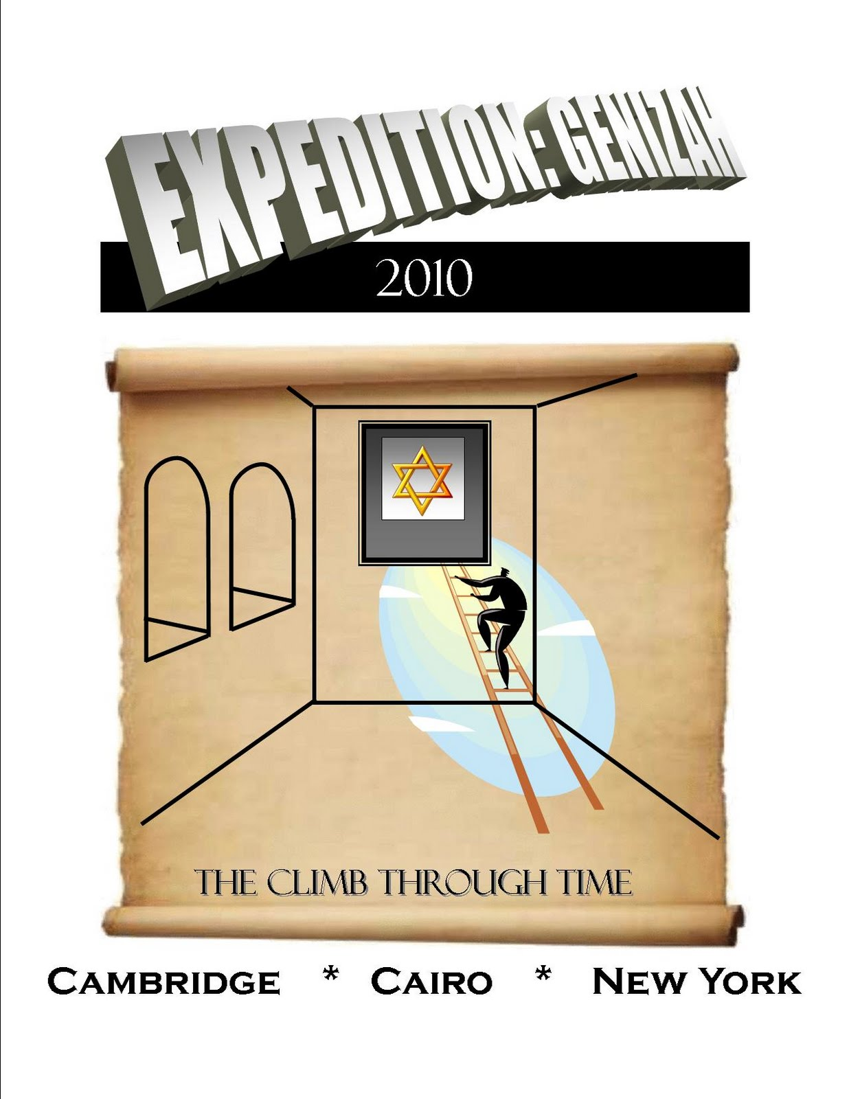 Expedtion Genizah, 2010: The Climb Through Time