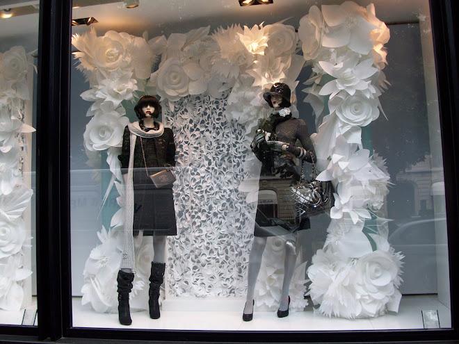 Window at Chanel