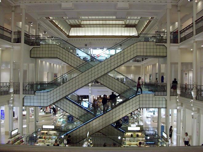 La Bon Marche' Department Store