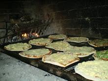 Servicio de Pizzetas y calzones paso 2