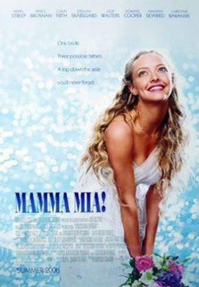 mamma mia movie poster. mamma mia the movie sophie.