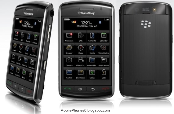 Tombol Rahasia BlackBerry