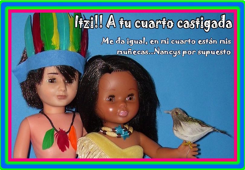 Itzi...con Nancys