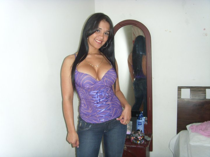 Las mas lindas nenas caseras colombianas