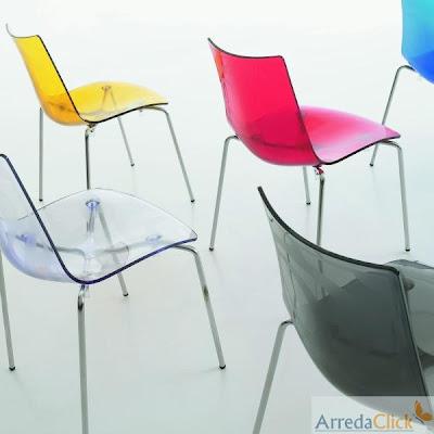 Arredaclick il blog sull 39 arredamento italiano online le for Sedie design italiano