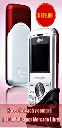 Compra tu LG KP105a