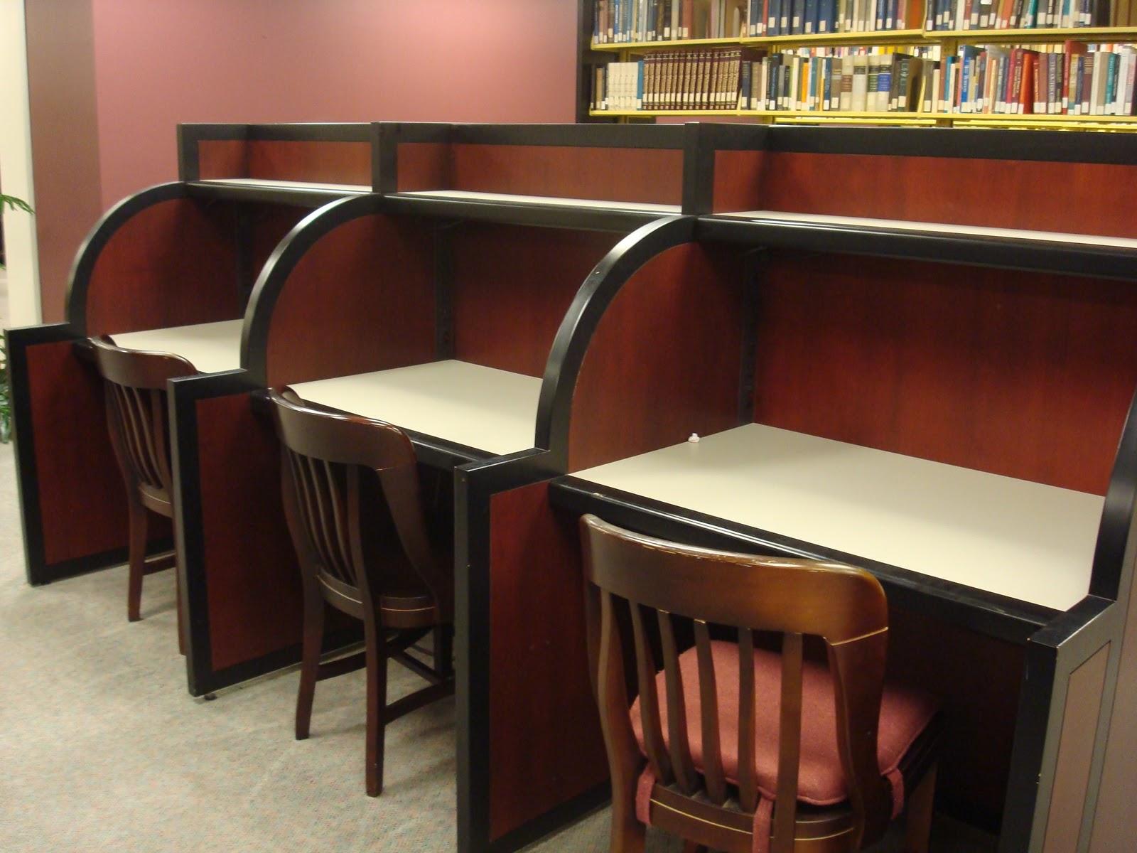 Tu Edu Library Study Room