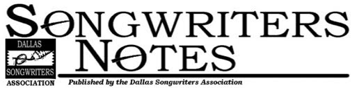 Songwriters Notes - Book Store