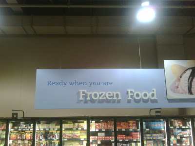 Sobeys is ready when you are frozen food