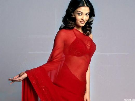 Aishwarya Rai without Dress