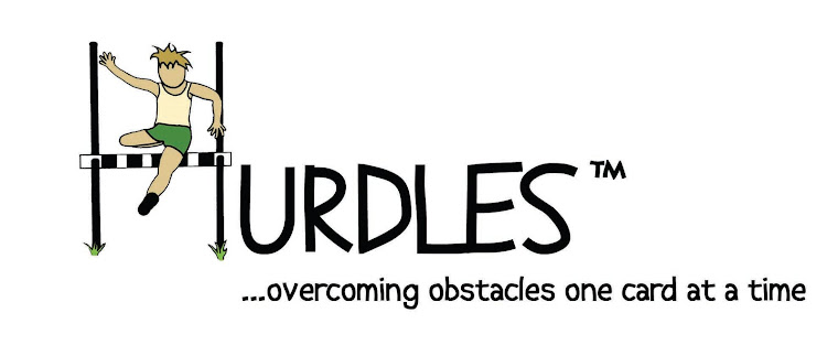 Hurdles Greetings