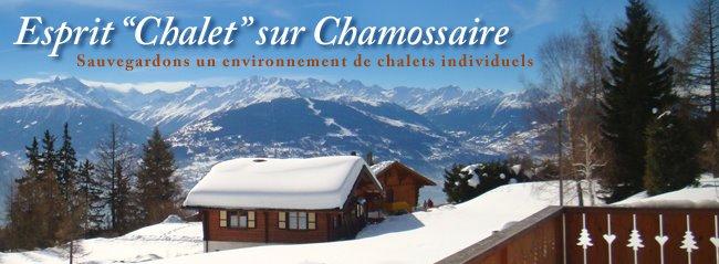 Esprit Chalet sur Chamossaire
