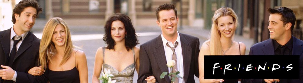 Watch Friends Online | Free Friends episodes