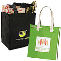 Earth Day Promotions Reusable Bags