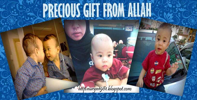Precious Gift From Allah....