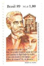 Homenagem aos 100 anos de Machado de Assis