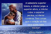 """JESUS"" E CHICO XAVIER"