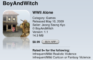 buy WWII Alone