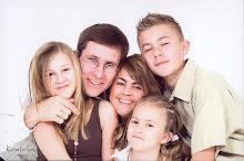 Min herlige familie!