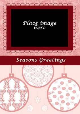 Jane packard photography free christmas card template psd file