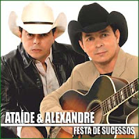 Cd Ataíde & Alexandre - Festa de Sucessos
