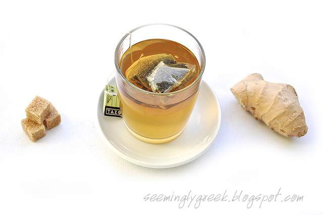 Ginger Tea whitesharp Natural Ginger Drinks