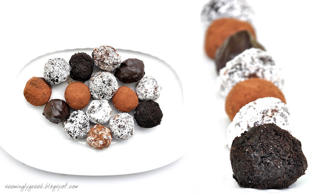 Truffle Double use Nutella Oreo Truffles