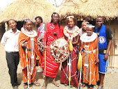 MAASAI-ESTHER'S FRIENDS
