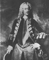 Sir William Gooch, Colonial Governor of Virginia, 1727-1749