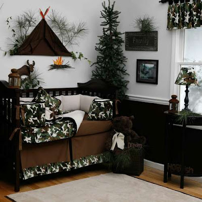 Paradise undeserved baby boy room ideas for Boys camouflage bedroom ideas