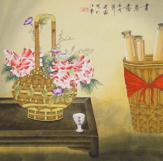 Ilustraciones japonesas vs. Ilustraciones chinas