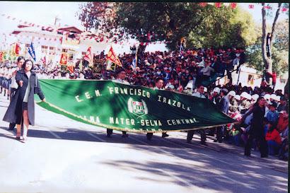Desfile Cívico Militar de Concepción 2006