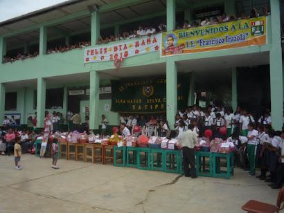 Celebración a la madre irazolina en su día - 2010