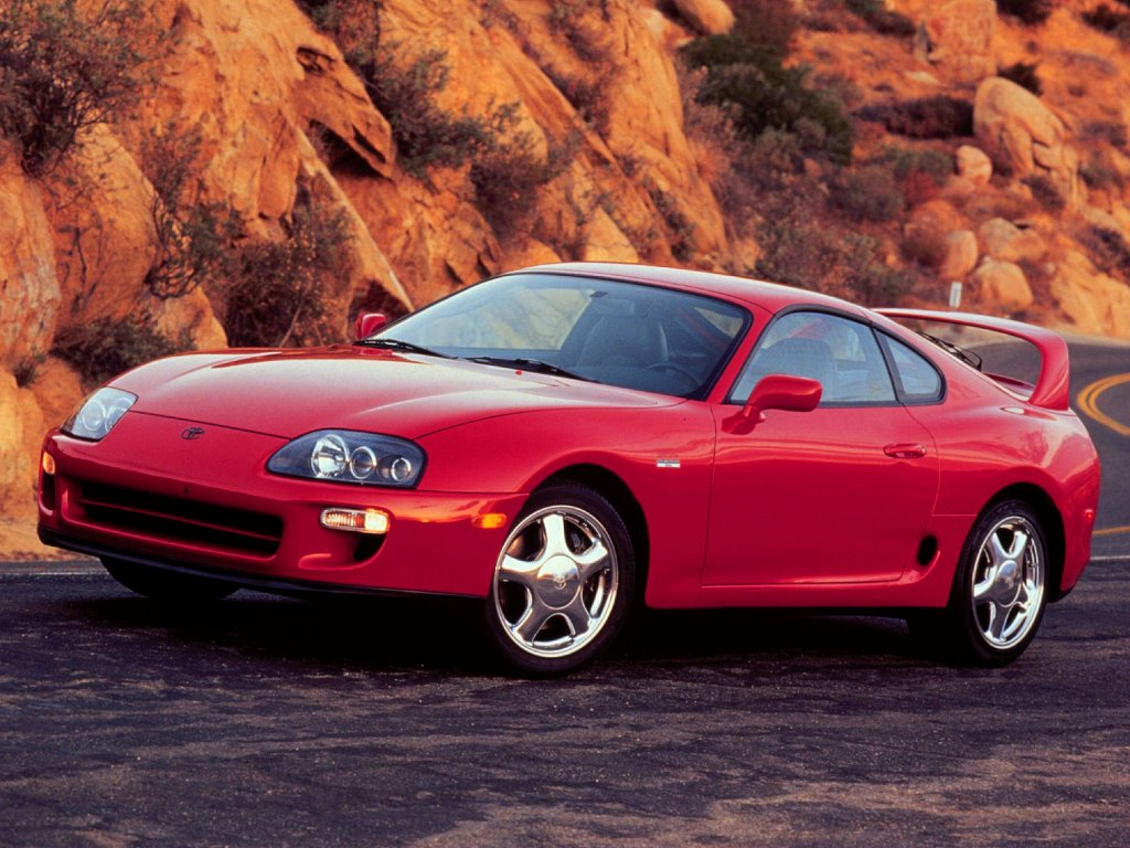 Cars And Motorcycles Pictures Toyota Supra 2010 Wallpapers