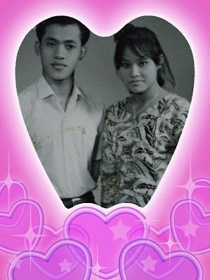 Hj Shahrom&Hjh Siti Esah