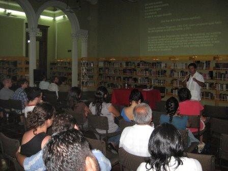 Conferencias literarias