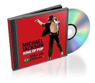 Michael Jackson   King of Pop: Brazilian Collection