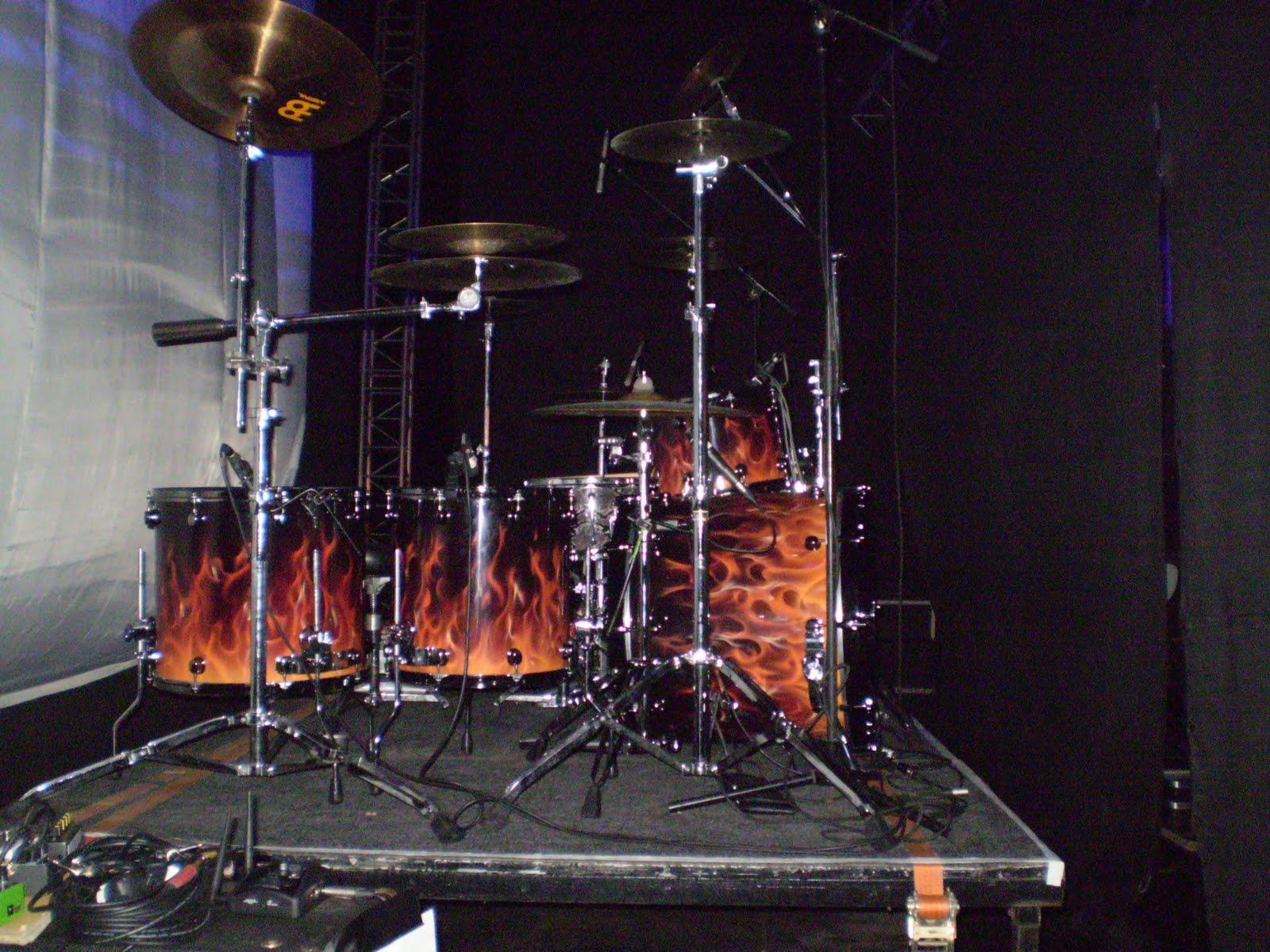east coast airbrush venom drum kit