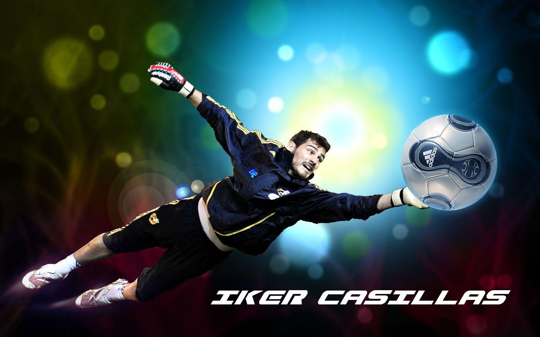 Footballers WAGs: Iker Casillas Real GoalKeeper
