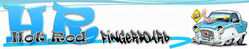 Hot Rod fingerboard Team