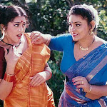 Aunty Trying To Remove Meena's Saree