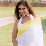 Nayanthara Sexy In Saree