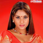 Ramya Saree Crossed