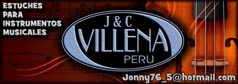 ESTUCHES JONNY VILLENA