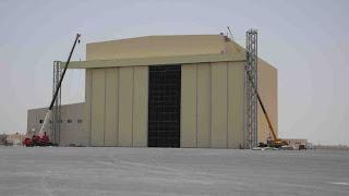 airship hangar doors