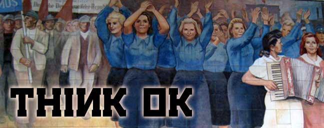 Think, ok?