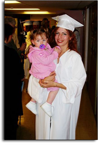 college life as a young mother: A Teaching of Teenage ...