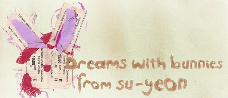 dreams with bunnies from su-yeon