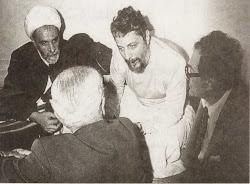 موسى الصدر ومحمد مهدي شمس الدين